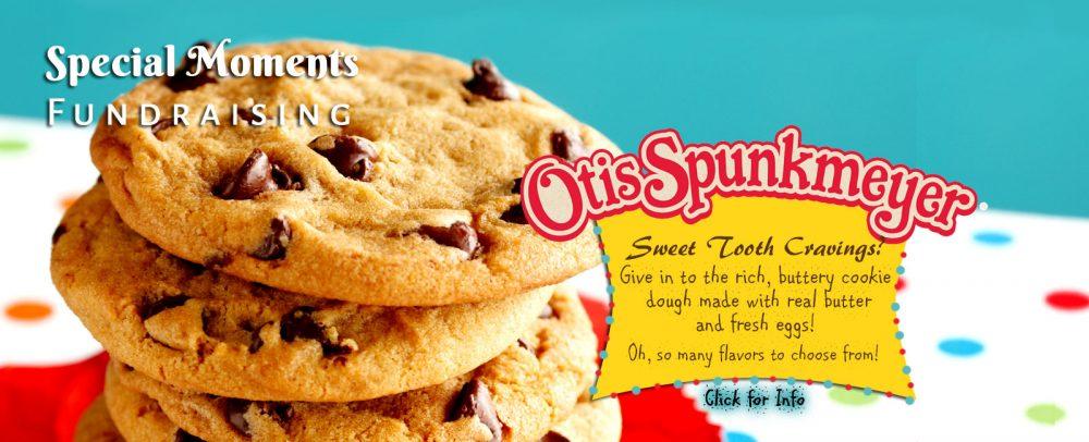 Otis Spunkmeyer Cookies