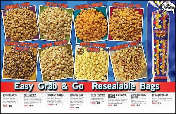 popcorn cone 1