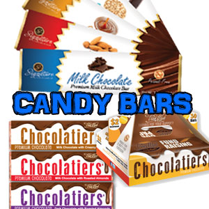 CANDY BARS 1