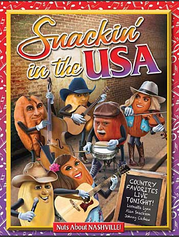 PRsnack in usa