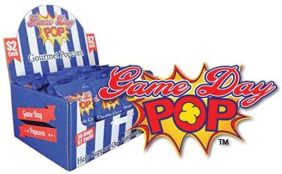 2 Popcorn Carrier