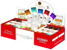 $1 Funtastic Collection Chocolate Candy Bar and Gummy Bears Fundraiser by Signature Chocolates