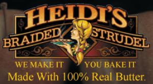 Heidis Braided Strudel Logo