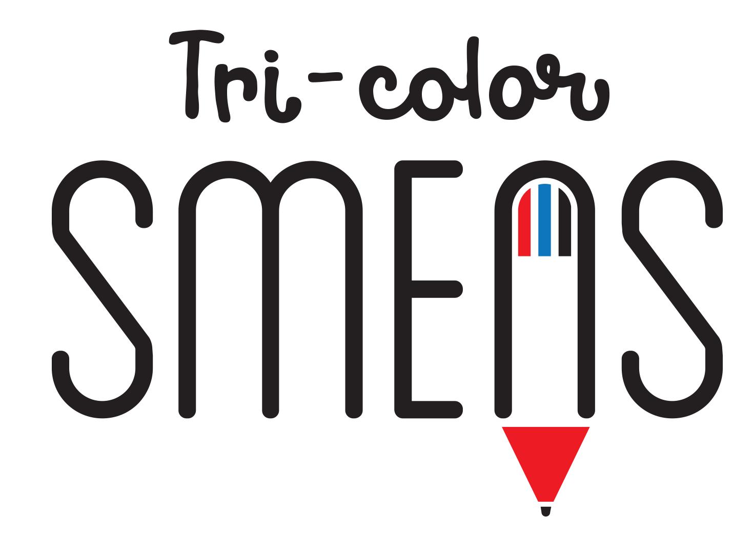 tri color smens logo