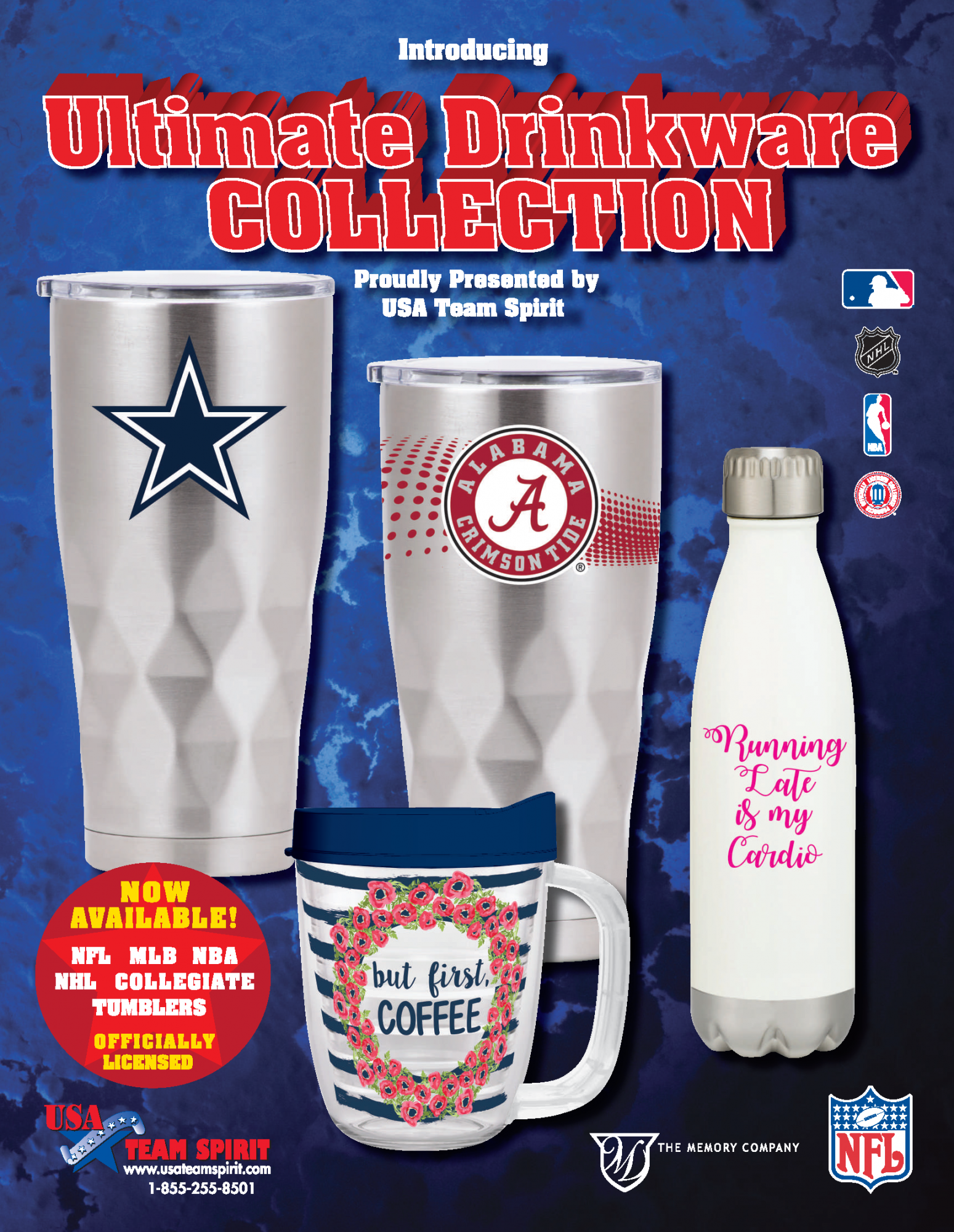 ultimate drinkware collection cover