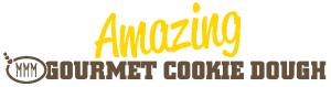 Amazing Gourmet Cookie Dough Logo
