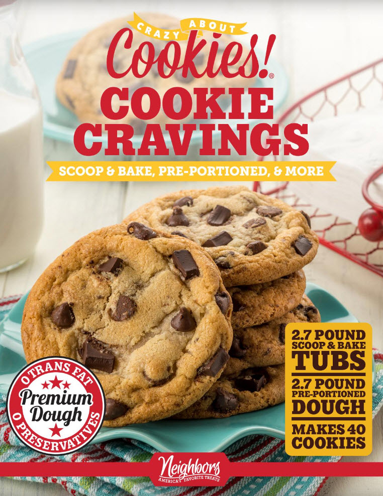 Cookie Cravings Cover