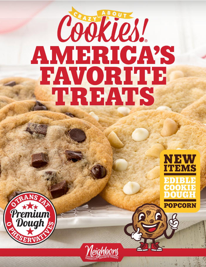 Americas Favorite Treats Cover Page1