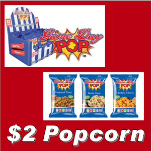 2 Popcorn Icon for Fundraisers Page