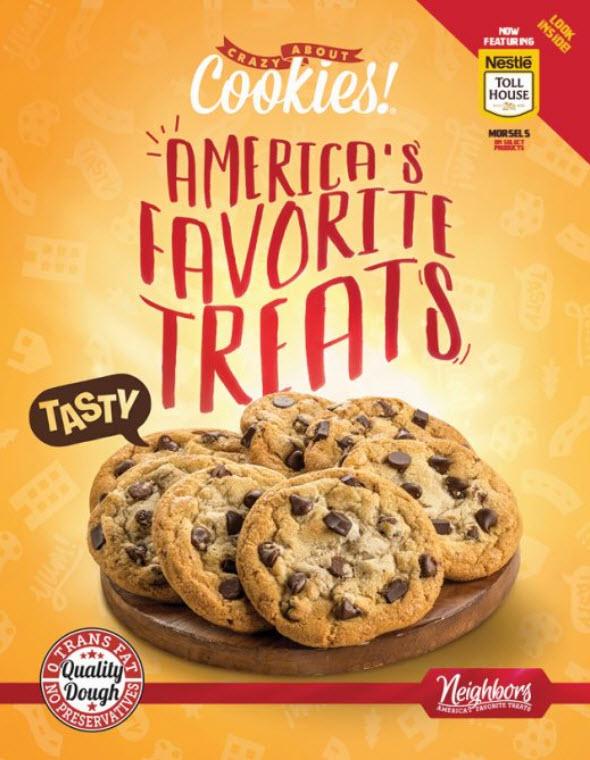 Americas Favorite Treats Brochure 2019