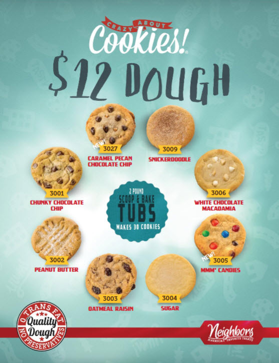 12 Dough Brochure 2019 Page 1