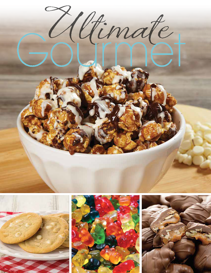 Ultimate Gourmet '19 Cover