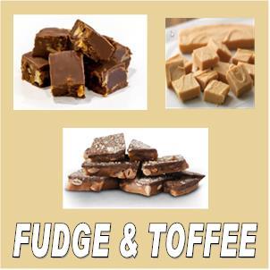 Fudge & Toffee