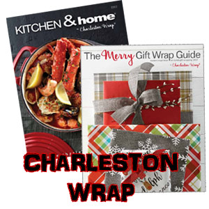 charleston wrap button for homepage