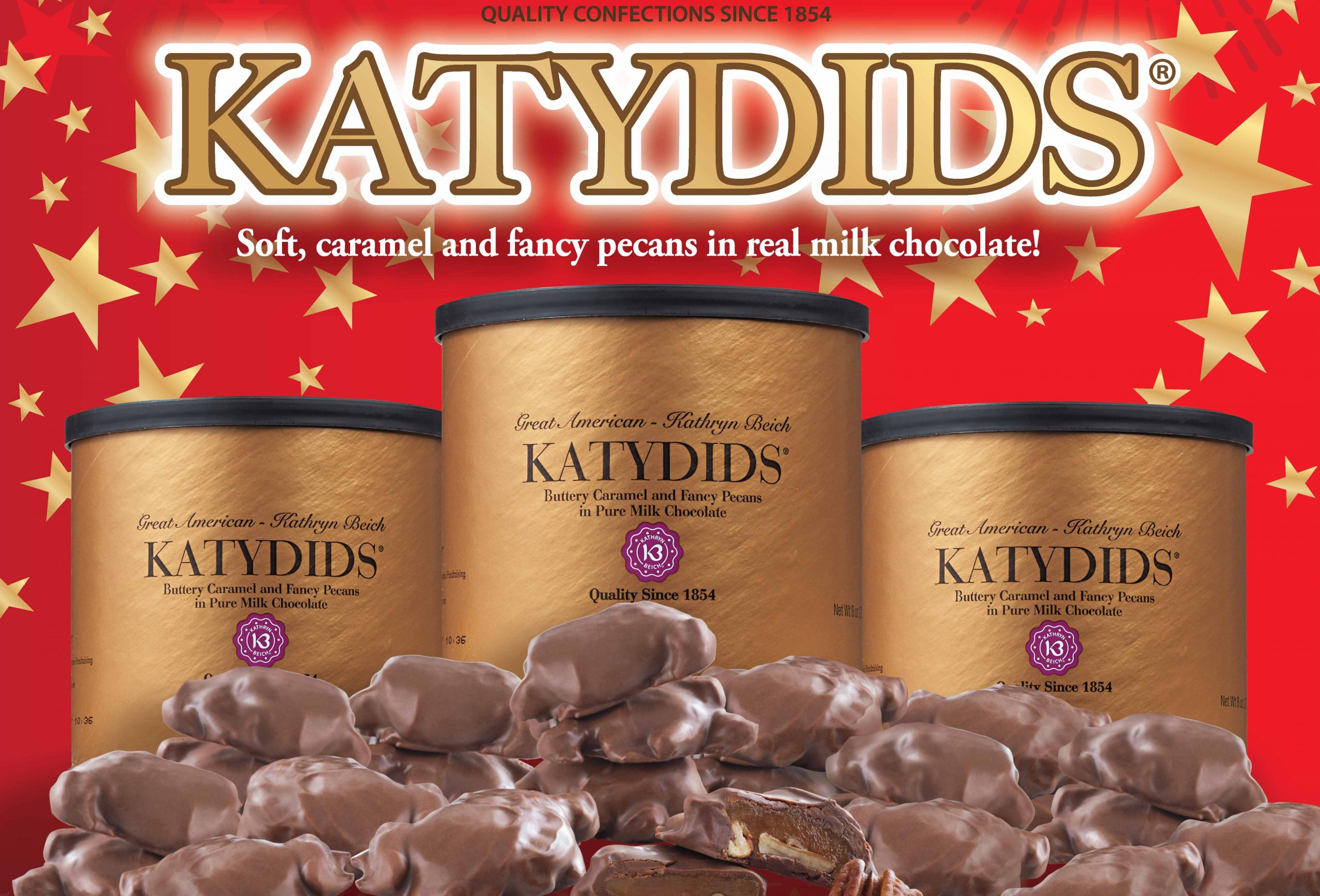Katydids Sig Poster Image