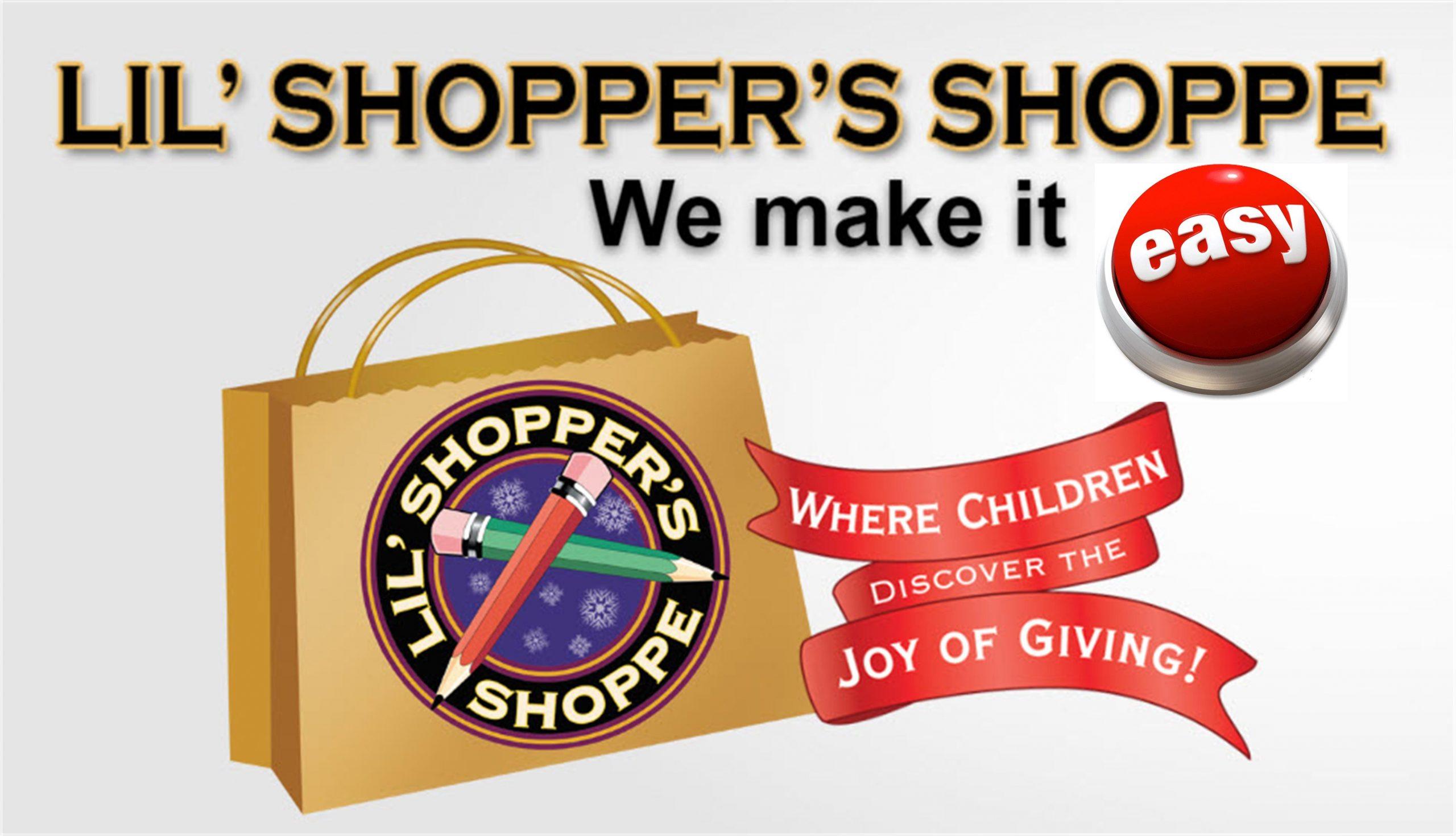 Lil Shopper's Shoppe We Make It Easy