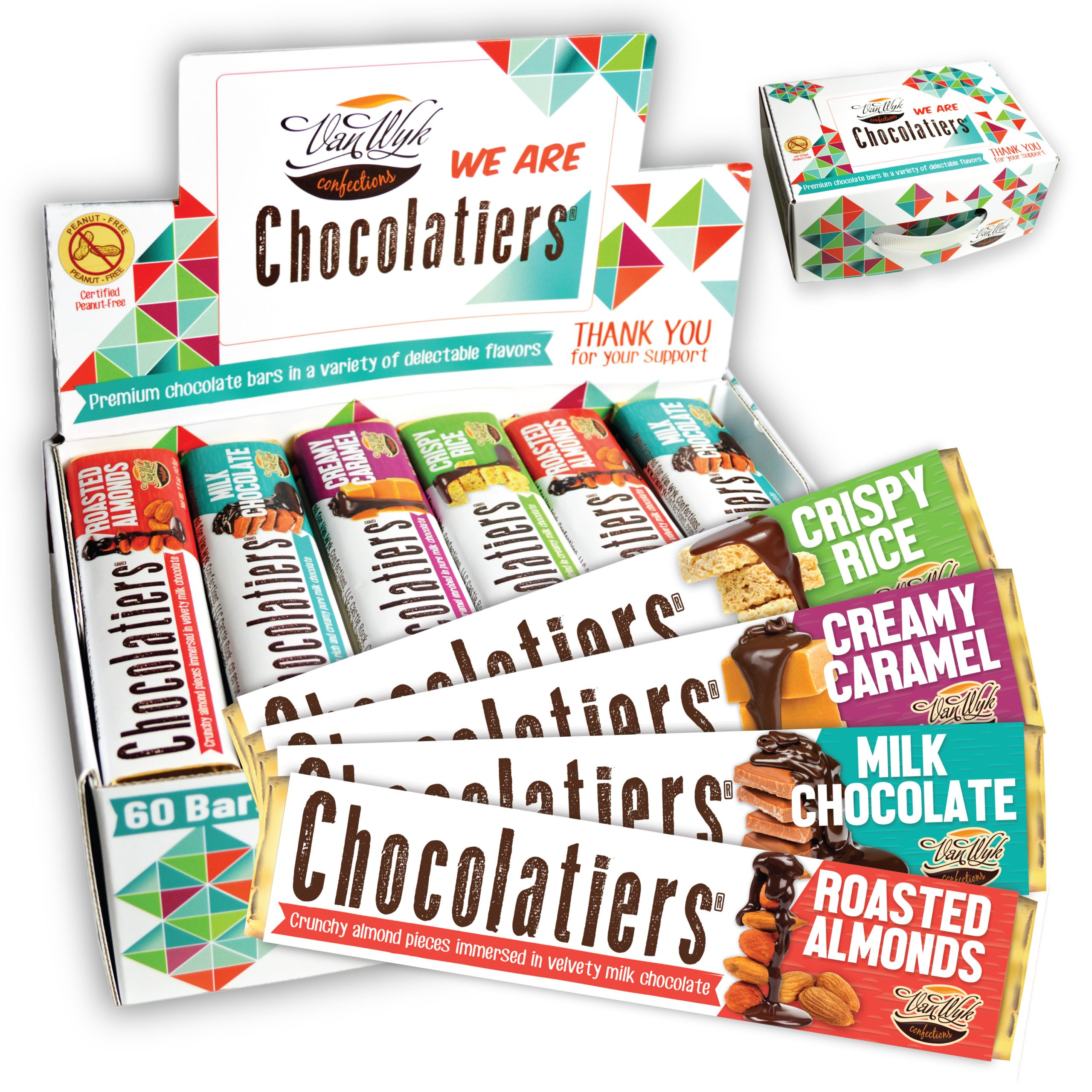 1-Chocolatiers-Carrier-and-Bars-Image