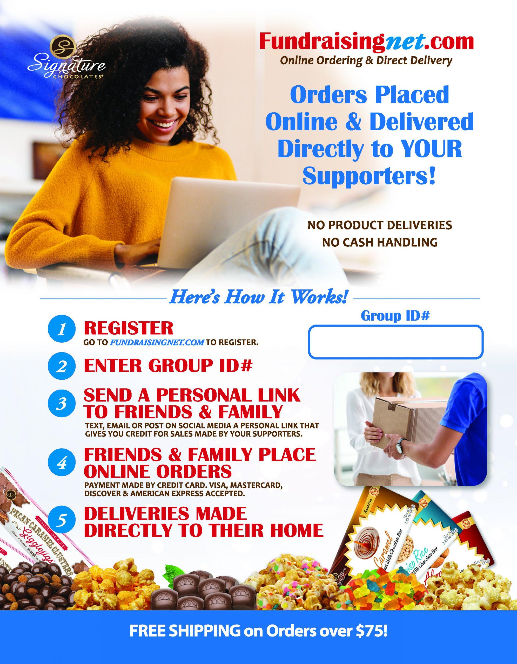 Fundraisingnet.com Flyer