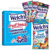 Welch's Fruit Snack Box 2020