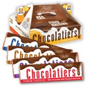 $2 Chocolatiers Carrier and Bars