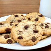 Choc Chip Cookie Dough