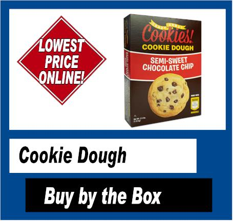 Cookie Dough Buy by the Box