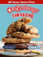 Otis Spunkmeyer All Items Same Price 2020 Cover
