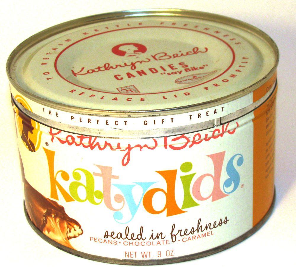 katydids old tin