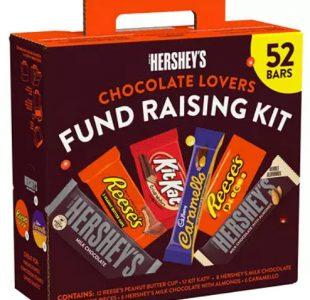 Hershey's Chocolate Lovers Fund Raising Kit