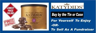 Katydids By the Tin or Case For Yourself to Enjoy Or To Sell As A Fundraiser Mobile Rev (1)