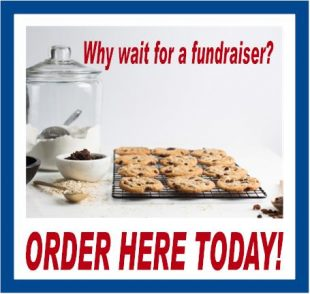 Why wait for a fundraiser_