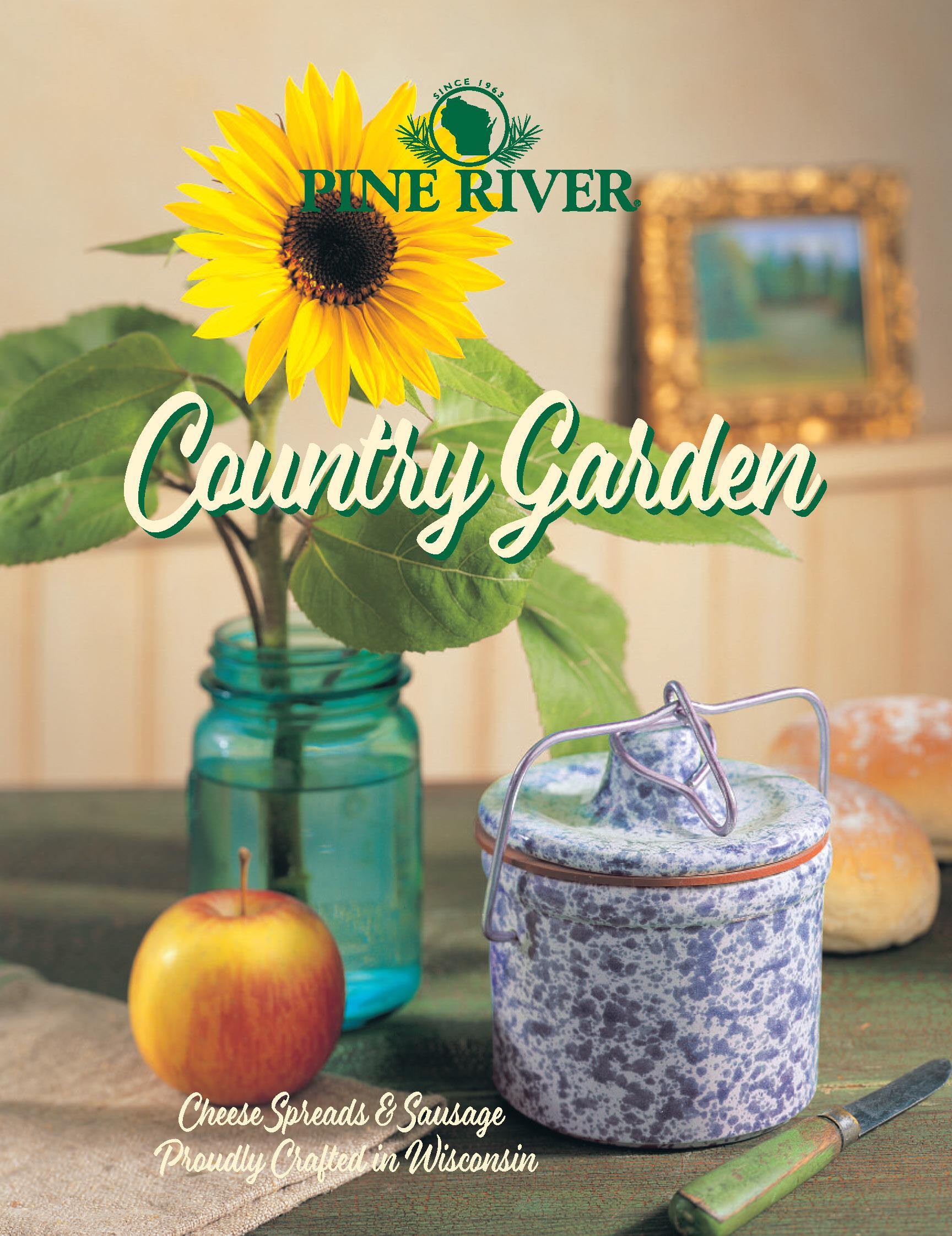 Country Garden Cover