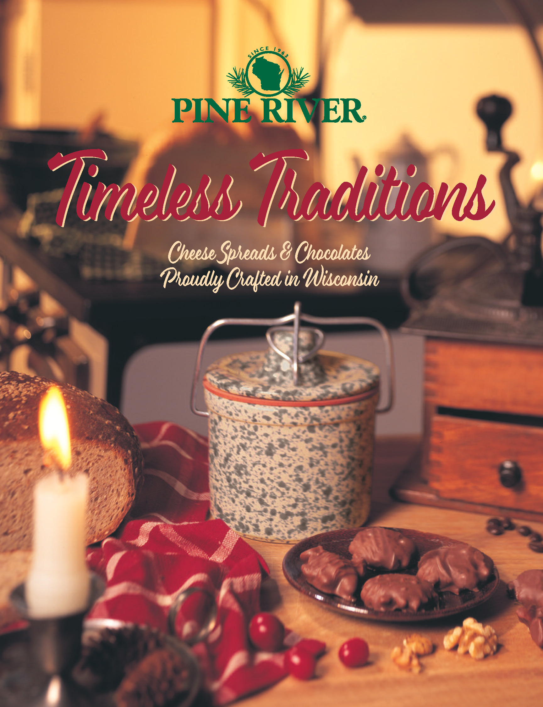 Timeless Traditions Cover