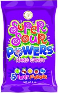 Super Sour Powers Package